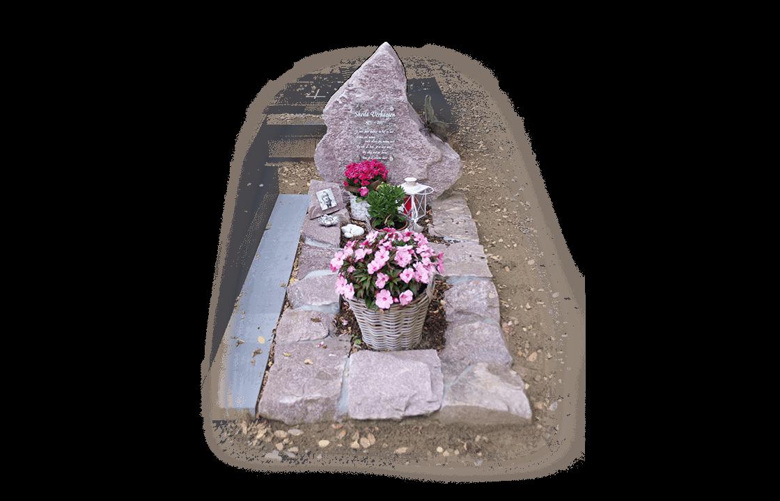 Steenhouwerij en Grafzerken V.V.D.B. - Ruwe Natuursteen Rotsen