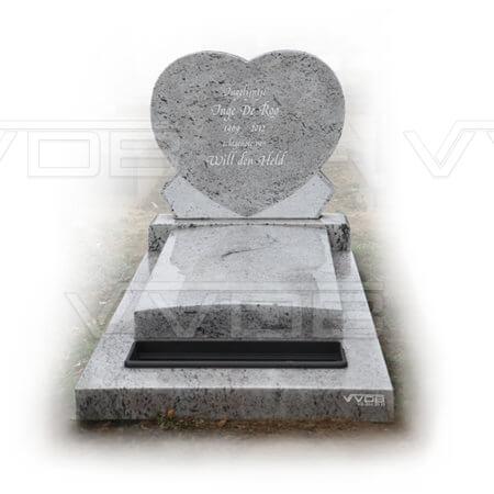 Steenhouwerij en grafzerken VVDB grafmonument 111017
