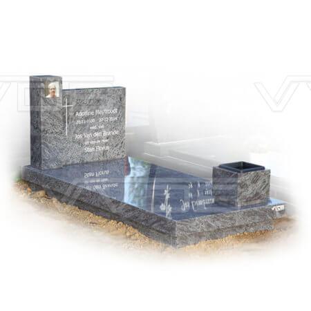 Steenhouwerij en grafzerken VVDB grafmonument 111032