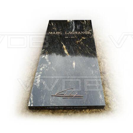 Steenhouwerij en grafzerken VVDB grafmonument 111501