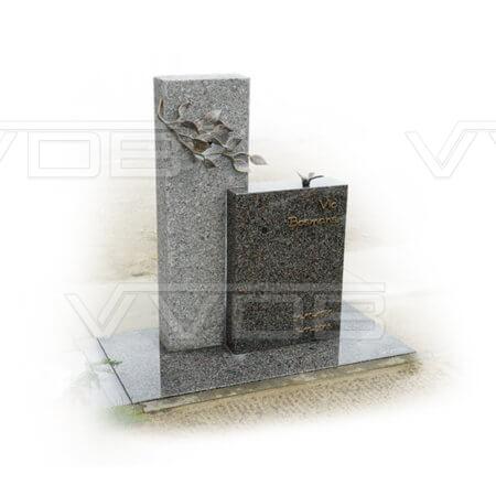 Steenhouwerij en grafzerken VVDB grafmonument 131003