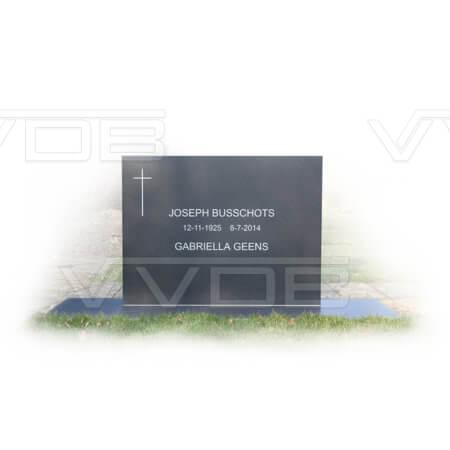 Steenhouwerij en grafzerken VVDB grafmonument 141003