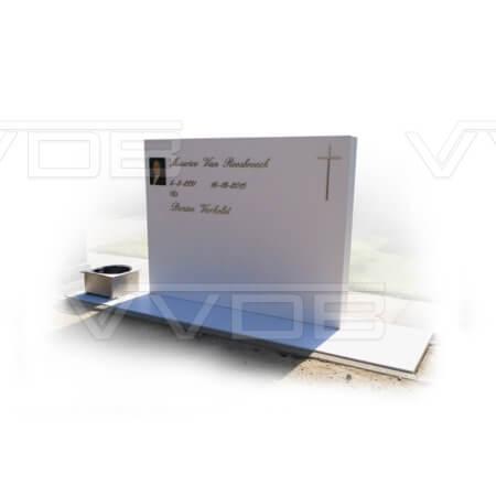 Steenhouwerij en grafzerken VVDB grafmonument 143001