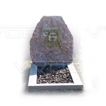 Steenhouwerij en grafzerken VVDB grafmonument 119008