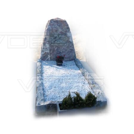 Steenhouwerij en grafzerken VVDB grafmonument 119011