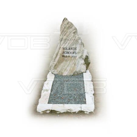 Steenhouwerij en grafzerken VVDB grafmonument 119013