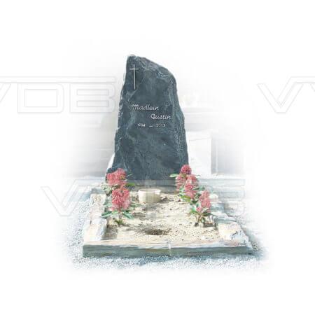 Steenhouwerij en grafzerken VVDB grafmonument 119015