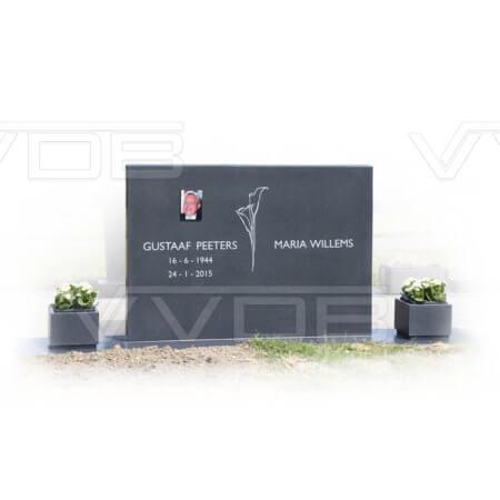 Steenhouwerij en grafzerken VVDB grafmonument 141022