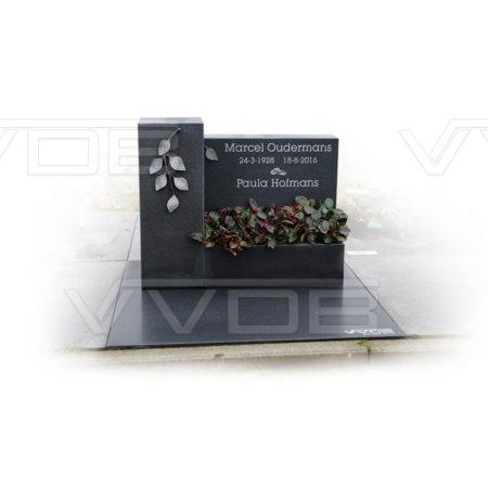 Steenhouwerij en grafzerken VVDB Urnemonumenten Urneveld 211005