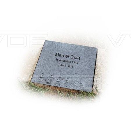 Steenhouwerij en grafzerken VVDB Urnemonumenten Urneveld 211507