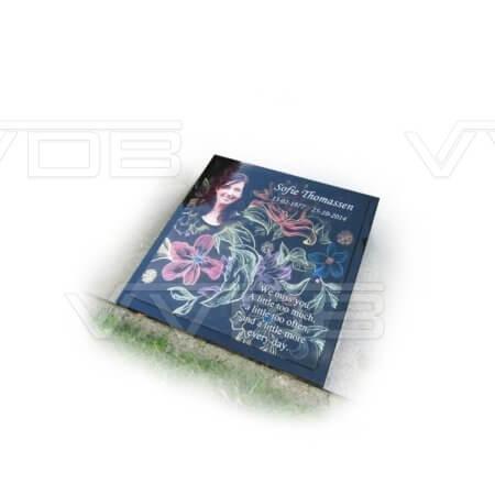 Steenhouwerij en grafzerken VVDB Urnemonumenten Urneveld 214011