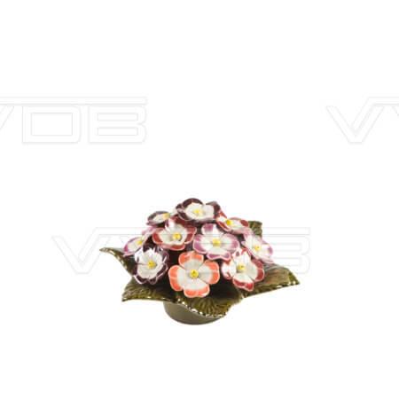 Steenhouwerij en grafzerken VVDB Porseleinen bloemstuk 451001