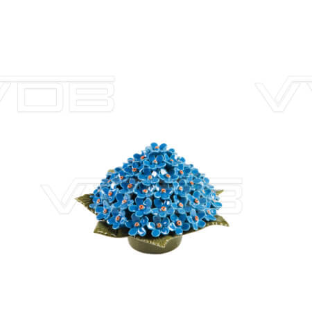 Steenhouwerij en grafzerken VVDB Porseleinen bloemstuk 451004
