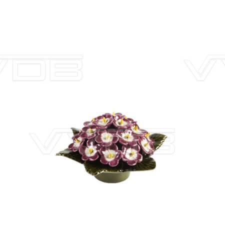 Steenhouwerij en grafzerken VVDB Porseleinen bloemstuk 451005