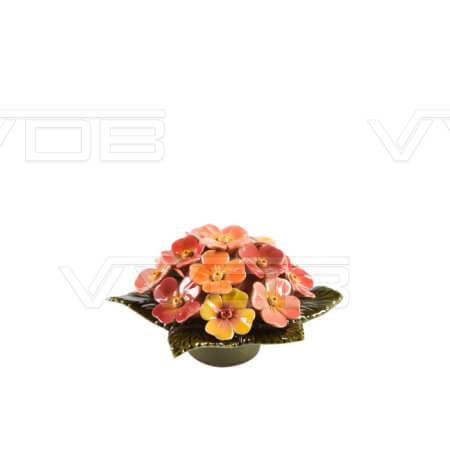 Steenhouwerij en grafzerken VVDB Porseleinen bloemstuk 451006