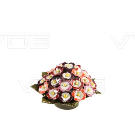 Steenhouwerij en grafzerken VVDB Porseleinen bloemstuk 451007