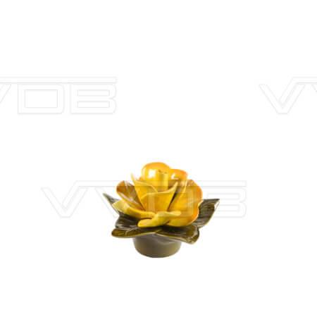 Steenhouwerij en grafzerken VVDB Porseleinen bloemstuk 451010