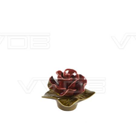 Steenhouwerij en grafzerken VVDB Porseleinen bloemstuk 451011