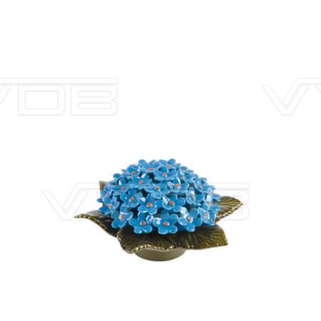 Steenhouwerij en grafzerken VVDB Porseleinen bloemstuk 451012