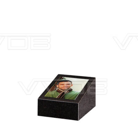ij en grafzerken VVDB Fotoblok 441001 ZWA