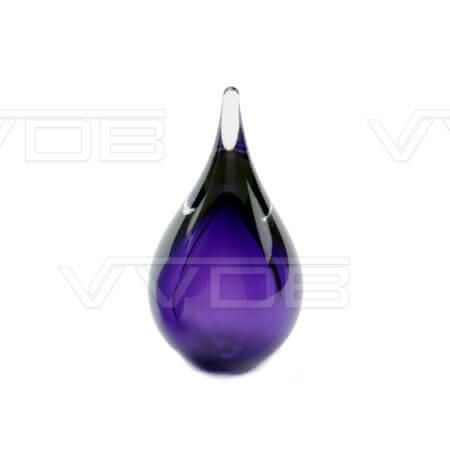 Steenhouwerij en grafzerken VVDB kristalglazen urn 321006