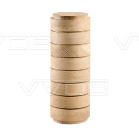 ij en grafzerken VVDB houten urn 351011
