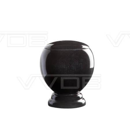 Steenhouwerij en grafzerken VVDB natuursteen urn 331002