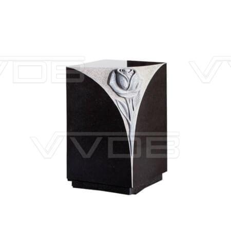 Steenhouwerij en grafzerken VVDB natuursteen urn 331006