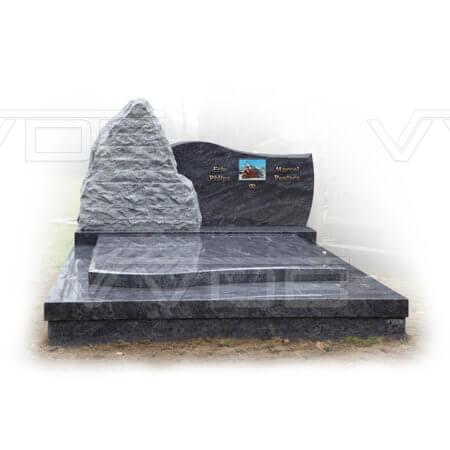 Steenhouwerij en grafzerken VVDB grafmonument 129001