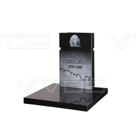 Steenhouwerij en grafzerken VVDB urnemonument 211029