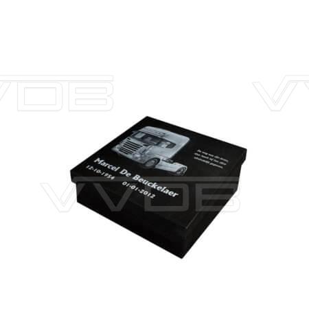 Steenhouwerij en grafzerken VVDB urnemonument 211048