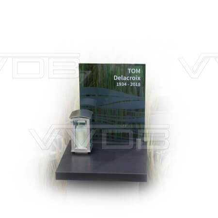 Steenhouwerij en grafzerken VVDB urnemonument 2144001