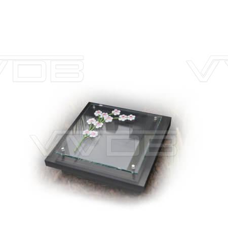Steenhouwerij en grafzerken VVDB urnemonument 2144010