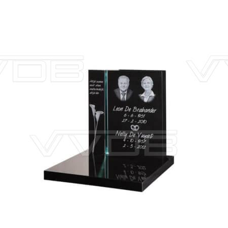 Steenhouwerij en grafzerken VVDB urnemonument 2144018